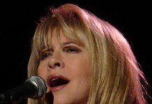 Stevie Nicks. Fuente: Wikipedia. Autor: Matt Becker