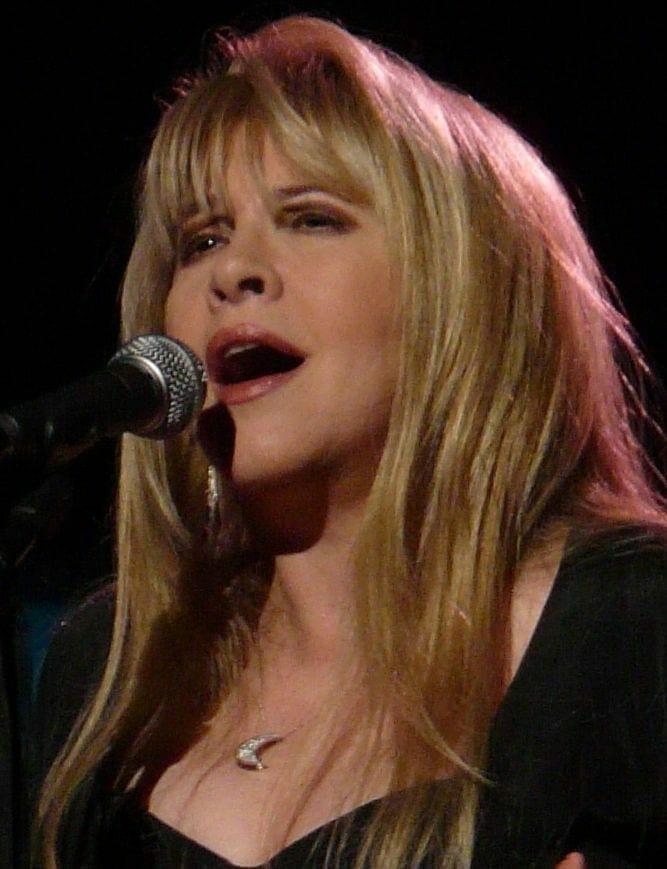 Stevie Nicks. Fuente: Wikipedia. Autor: Matt Becker