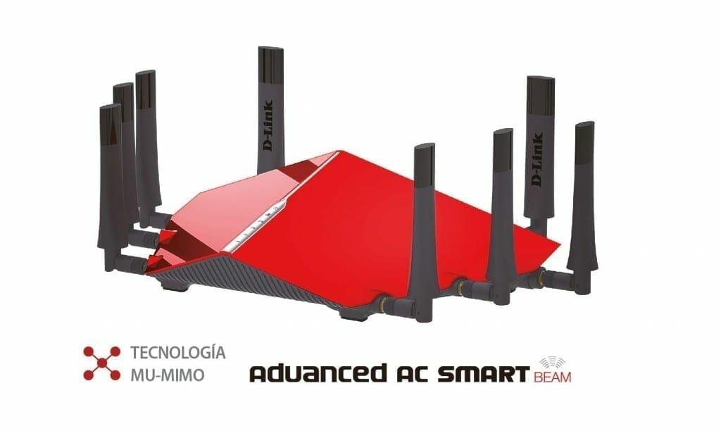 1498721278 D Link DIR 895L Ultra WiFi Router Wav2