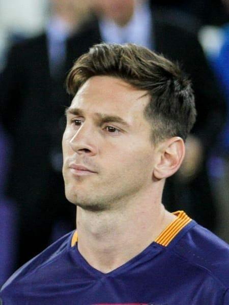Messi. Fuente: Football.ua