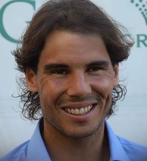 Rafael Nadal en el 2016. Fuente: flickr. Autor: Tourism Victoria (Australia)