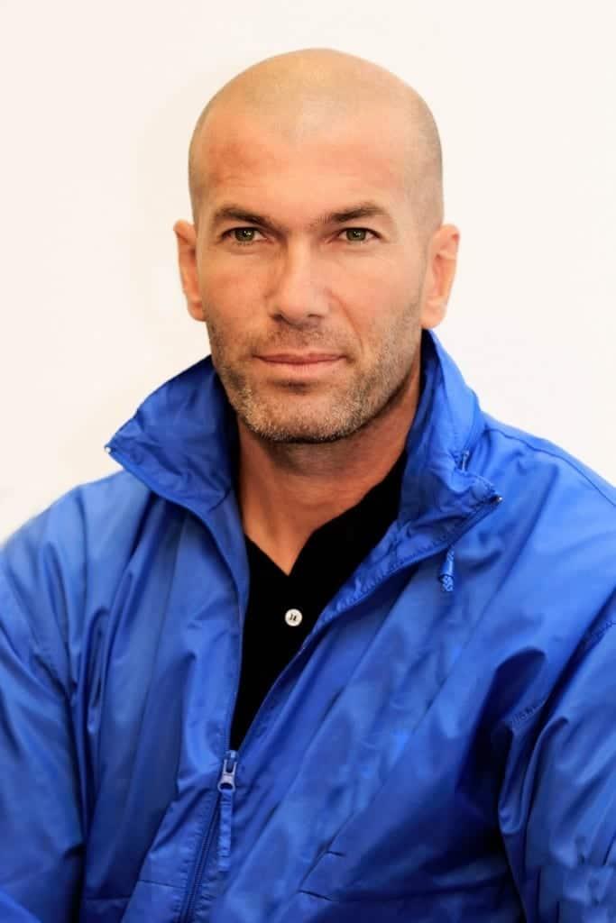 Zinedine Zidane. Fuente: Wikipedia. Autor: Walterlan Papetti