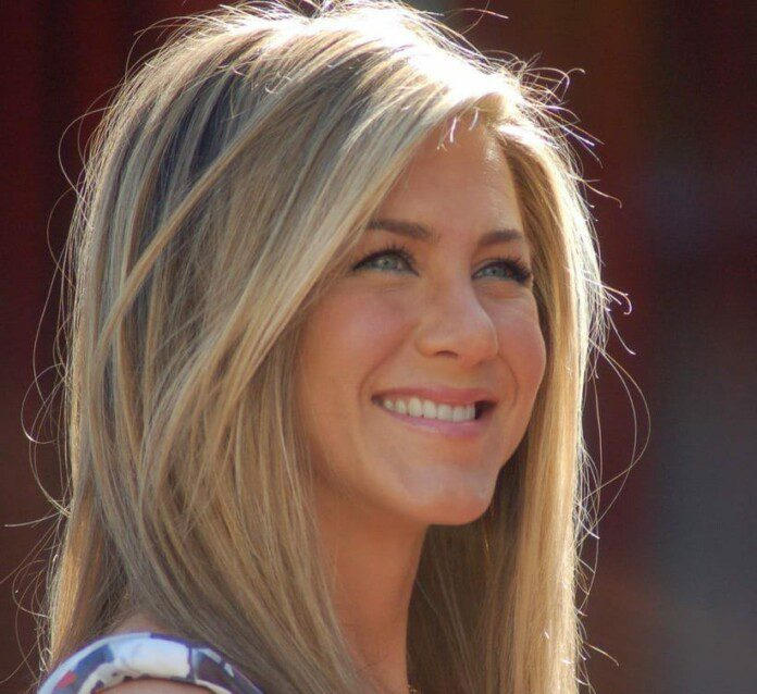 Jennifer Aniston. Fuent: wikipedia. Autor: Angela George