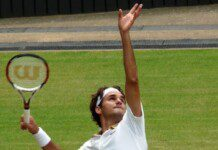 Roger Federer. Fuente: Wikipedia. Autor: Squeaky Knees