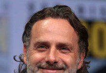Andrew Lincoln. Autor: Gage Skidmore