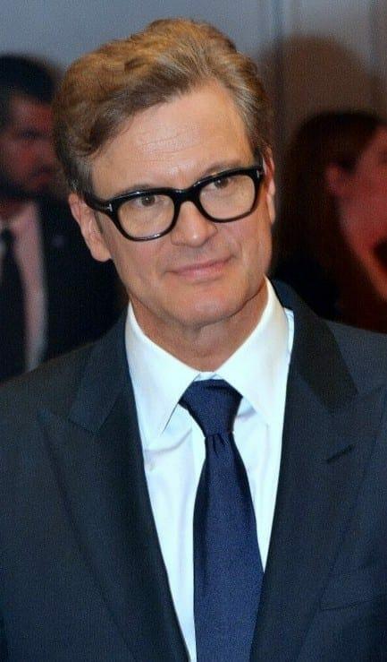Colin Firth. Fuente: Wikipedia. Autor: Georges Biard