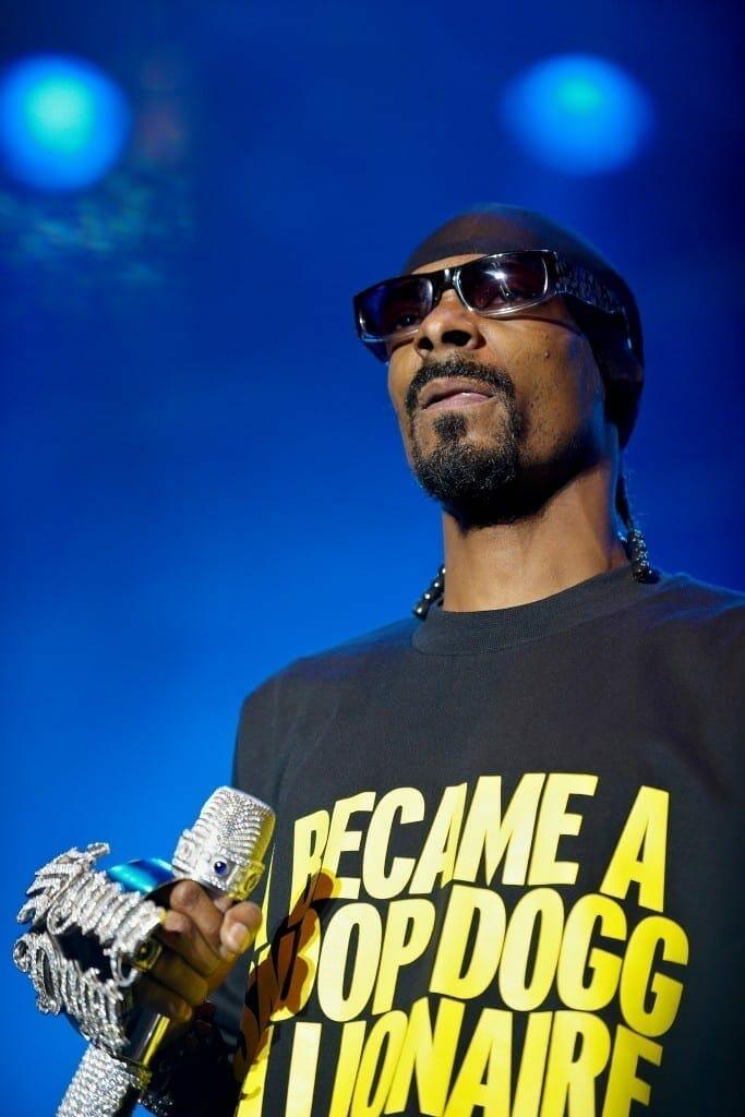 Snoop Dogg. gcardinal - originally posted to Flickr as Snoop Dogg
