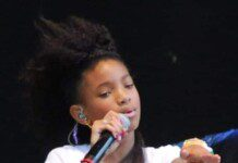 Willow Smith en el 2011. Fuente: flickr. Autor: Joe Warminsky