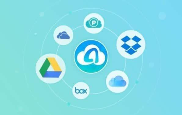 AnyTrans está listo para gestionar, transferir y compartir archivos a través de múltiples nubes gratis