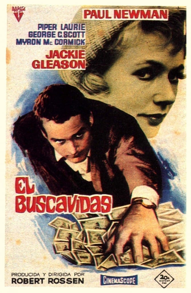 Crítica a The Hustler (1961)