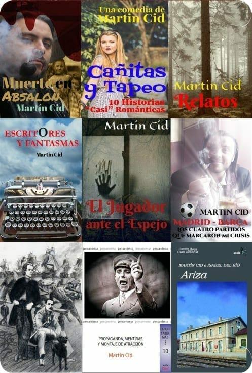 Libros de Martin Cid