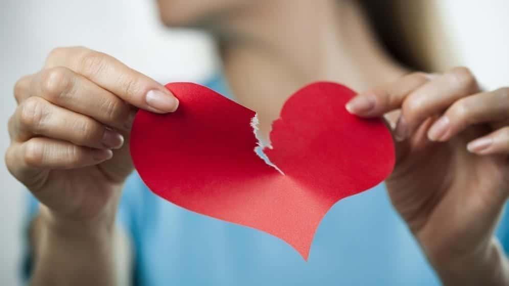 Psique desvela las fases de una ruptura sentimental y cómo superarlas