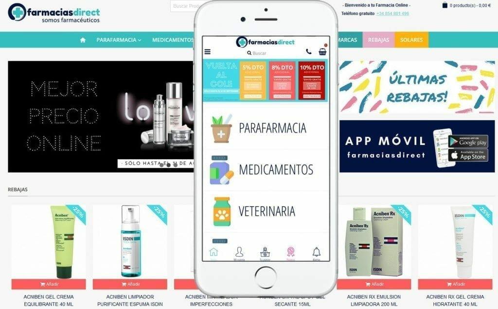 Farmaciasdirect estrena su APP de eHealth para mejorar la experiencia de los usuarios