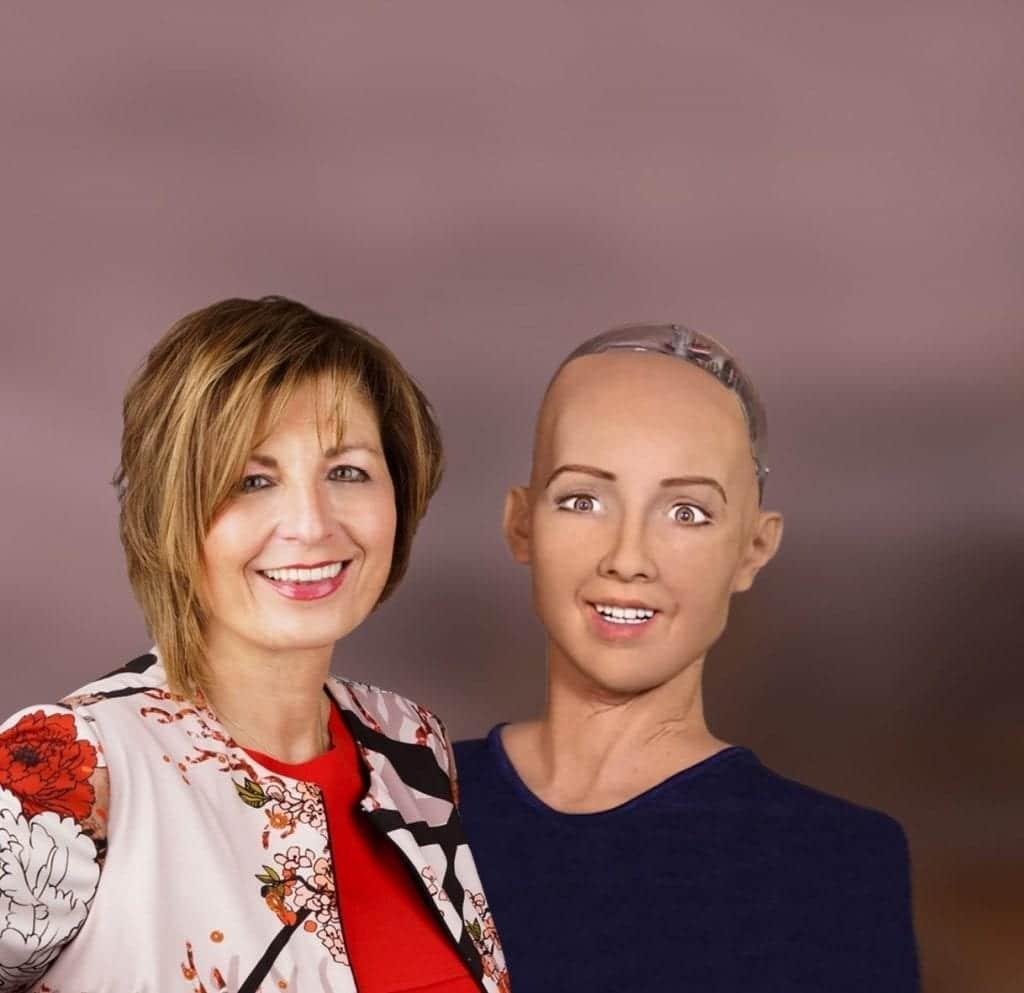 La robot Sophia de Hanson Robotics realizará, por primera vez, una entrevista de trabajo en la 5th International HR Conference en Barcelona