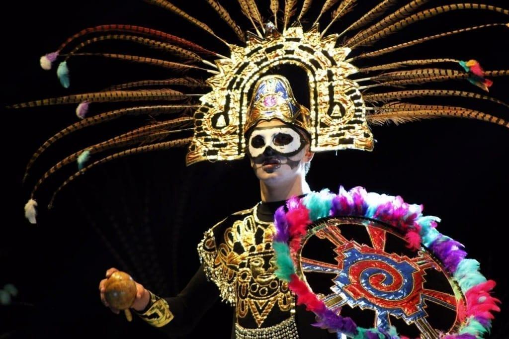 Halloween. Festival Noche de Muertos espectacular, místico e inigualable en Xochitla Parque Ecológico