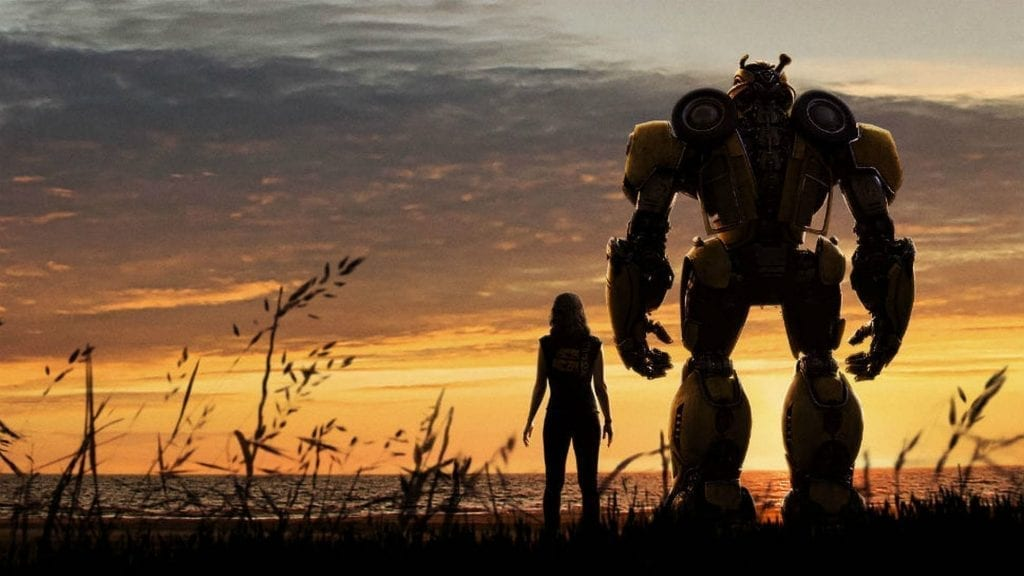 """Image from the movie """"Bumblebee"""""""