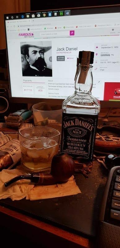 Jack Daniel's Martin Cid