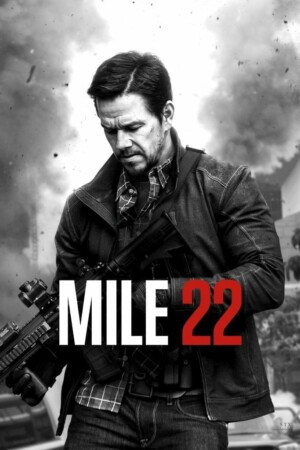 """Poster for the movie """"Milla 22"""""""
