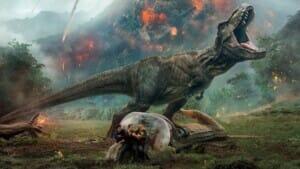 "Image from the movie ""Jurassic World: Fallen Kingdom"""