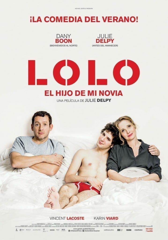"""Poster for the movie """"Lolo, el hijo de mi novia"""""""