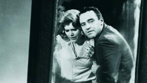 """Image from the movie """"Días de vino y rosas"""""""
