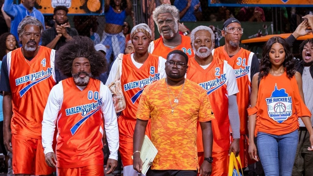 """Image from the movie """"Uncle Drew"""""""