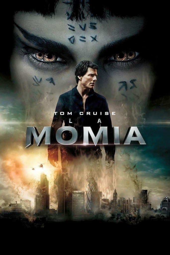 """Poster for the movie """"La momia"""""""