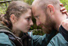 "Image from the movie ""Leave No Trace"""