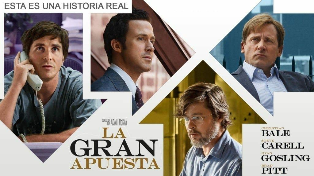 "Image from the movie ""La gran apuesta"""