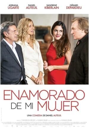 """Poster for the movie """"Enamorado de mi mujer"""""""