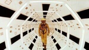 """Image from the movie """"2001: Una odisea del espacio"""""""