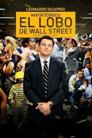 """Poster for the movie """"El lobo de Wall Street"""""""