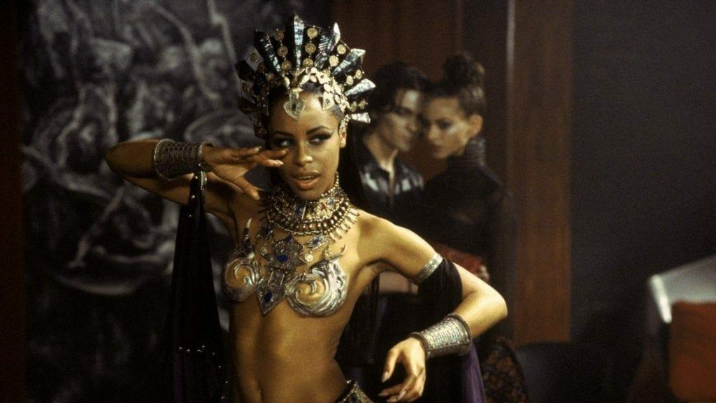 """Image from the movie """"La reina de los condenados"""""""
