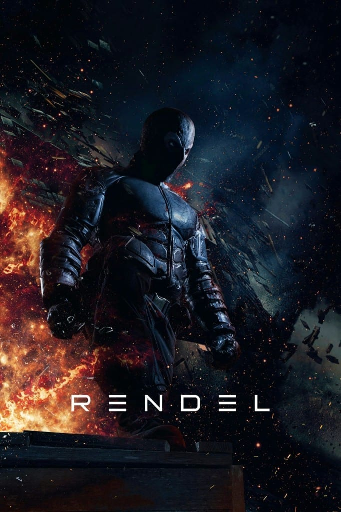 """Poster for the movie """"Rendel"""""""