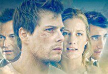 """Poster for the movie """"Marea alta"""""""