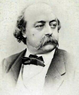 Gustave Flaubert, autor de Madame Bovary