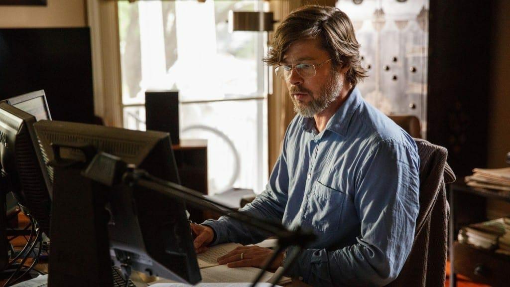 Brad Pitt en La Gran Apuesta (The Big Short)