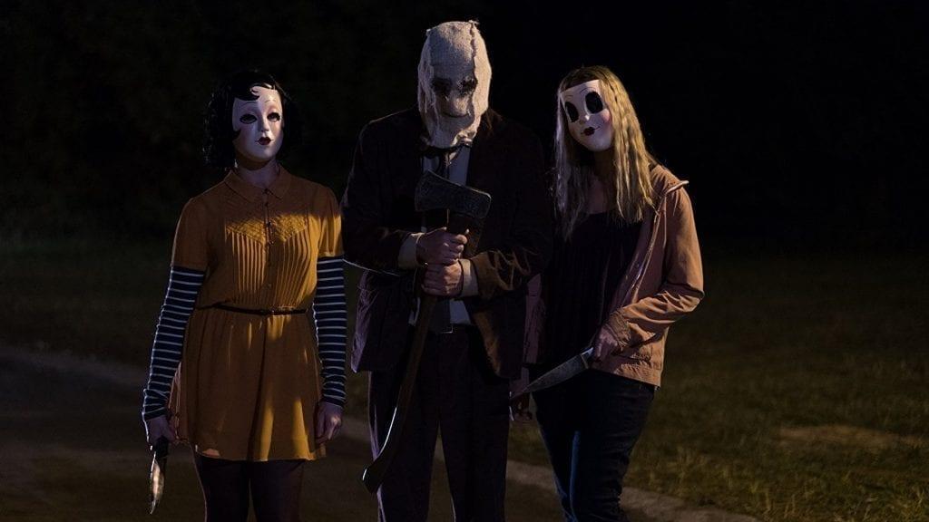 """Image from the movie """"Los Extraños: Cacería Nocturna"""""""