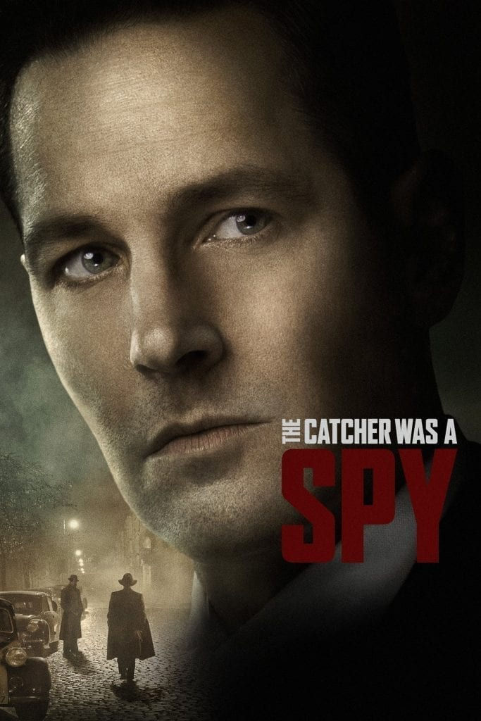 """Poster for the movie """"The Catcher Was a Spy"""""""