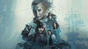 """Image from the movie """"Piratas del Caribe: La venganza de Salazar"""""""