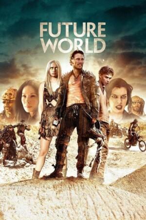"""Poster for the movie """"Mundo Futuro"""""""