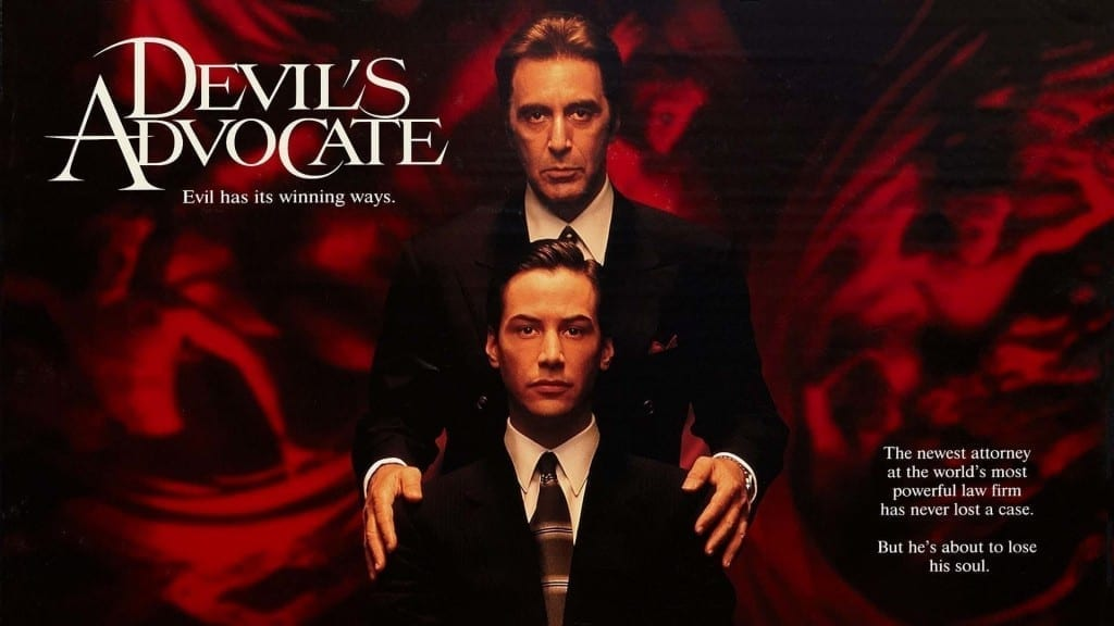 """Image from the movie """"Pactar con el diablo"""""""