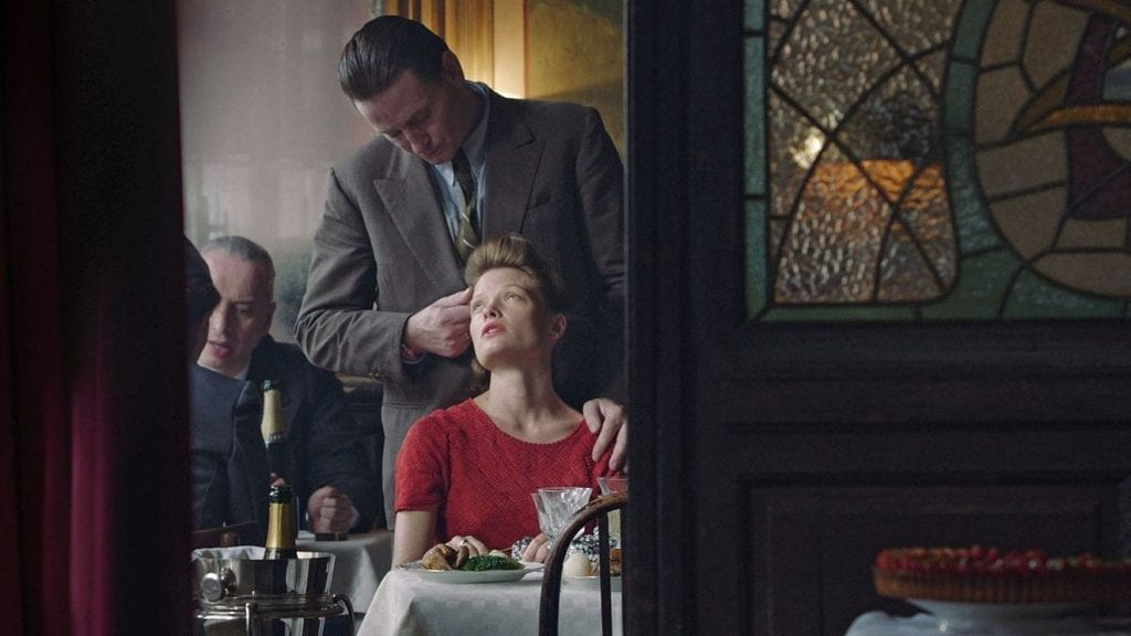 "Image from the movie ""Marguerite Duras. París 1944"""
