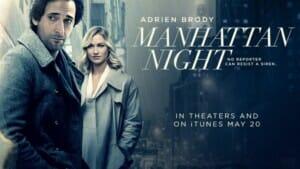 "Image from the movie ""Manhattan nocturno"""