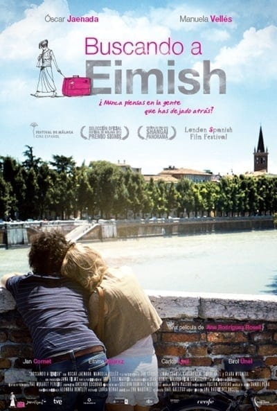 """Poster for the movie """"Buscando a Eimish"""""""