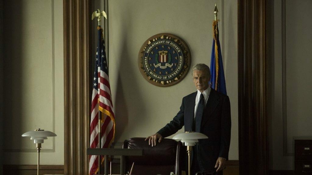 "Image from the movie ""Mark Felt: El Informante"""