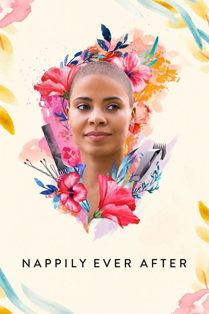 """Poster for the movie """"Nappily Ever After"""""""