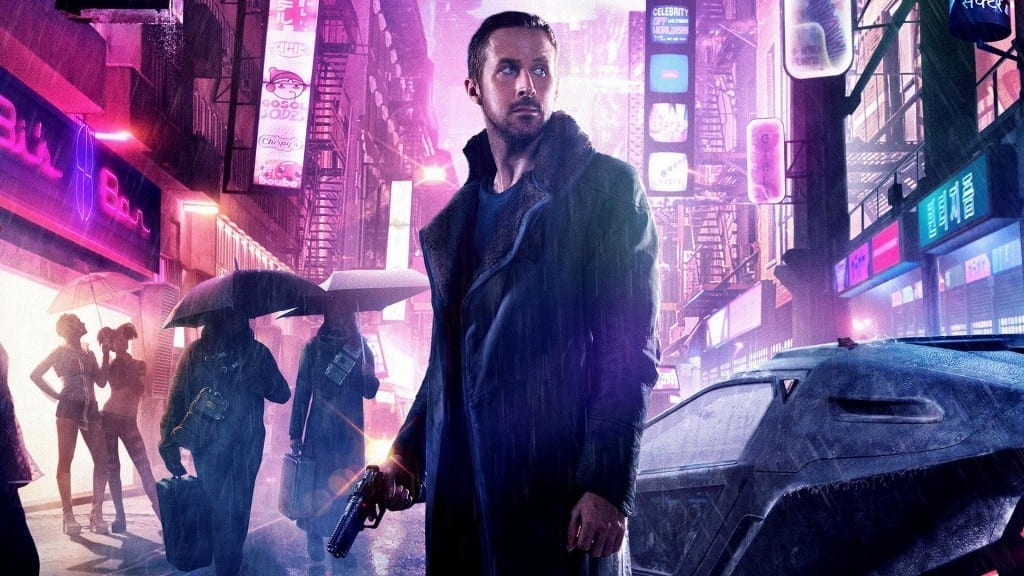 """Image from the movie """"Blade Runner 2049"""""""