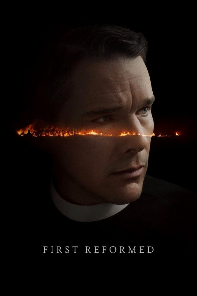"Poster for the movie ""El reverendo"""