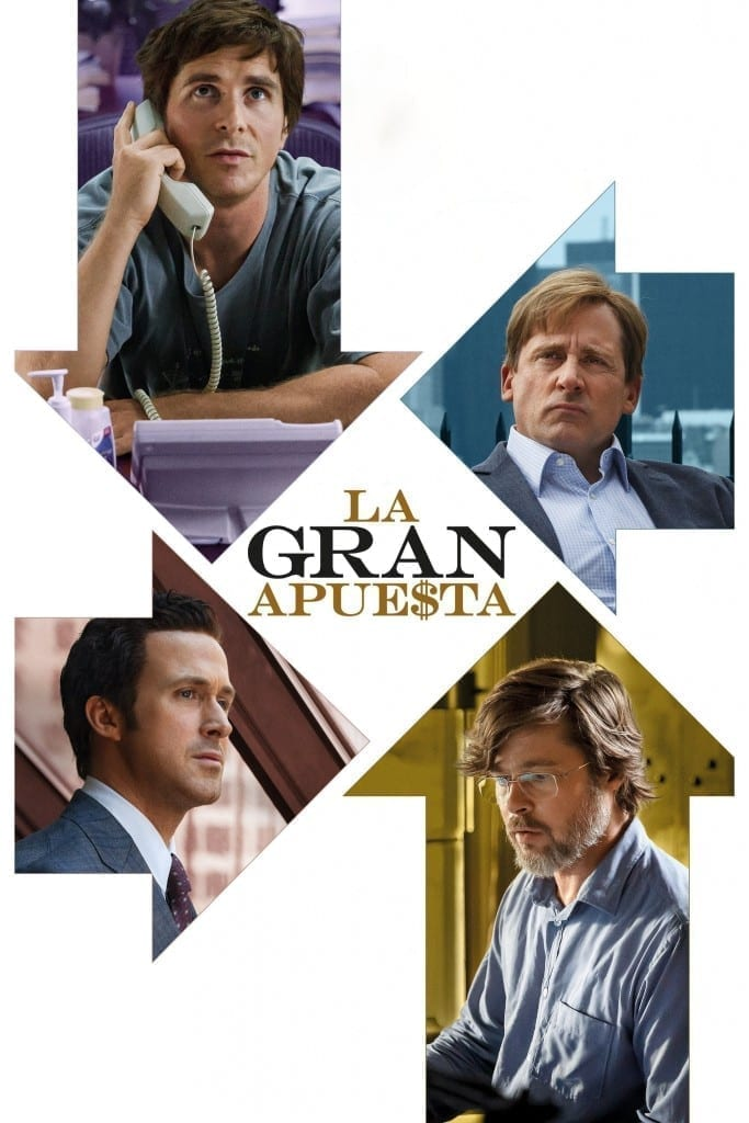 """Poster for the movie """"La gran apuesta"""""""